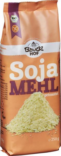 *Bio Sojamehl getoastet glutenfrei Bio (250g) Bauckhof