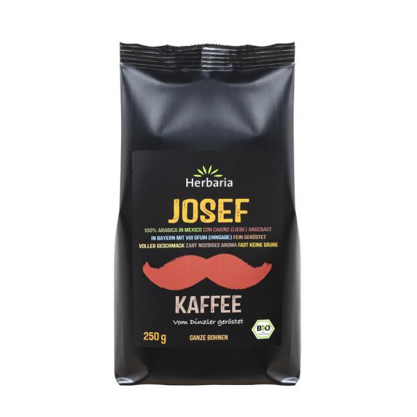 *Bio Josef Kaffee ganze Bohne bio (250g) HERBARIA