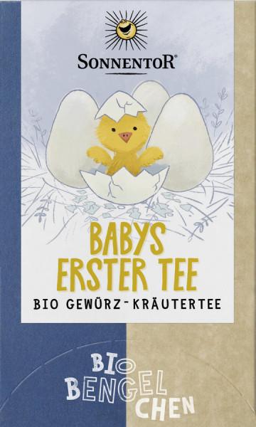 *Bio Baby's erster Tee (vormals Sonnenkind) Bio-Bengelchen®, Doppelkammerbeutel (27g) Sonnentor