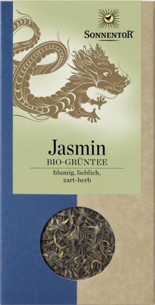 *Bio Jasmin Grüntee lose (100g) Sonnentor