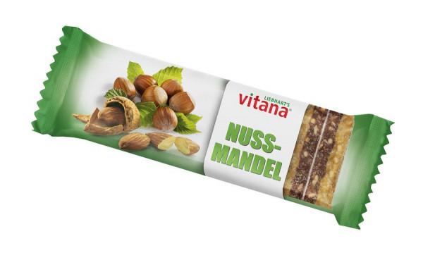 *Bio Bio-Nuss-Mandel-Fruchtschnitte (60g) Vitana