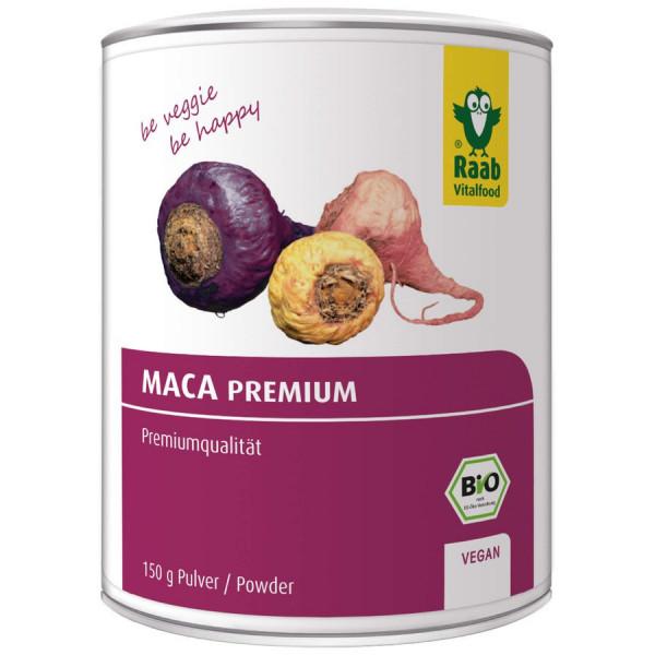 *Bio BIO Maca Pulver (150g) Raab Vitalfood