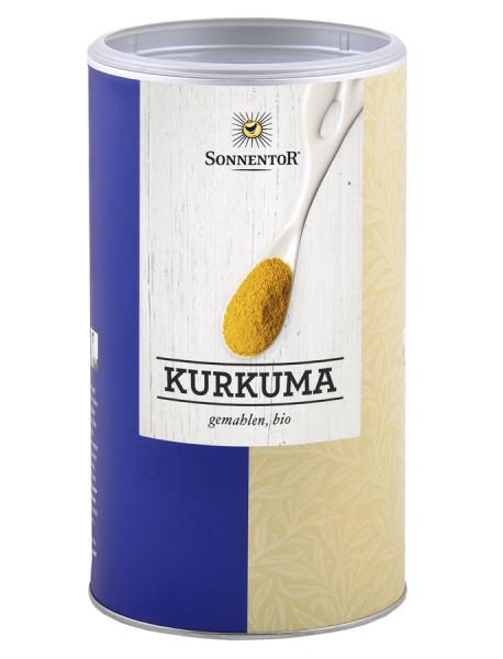 *Bio Kurkuma gemahlen, Gastrodose groß (550g) Sonnentor