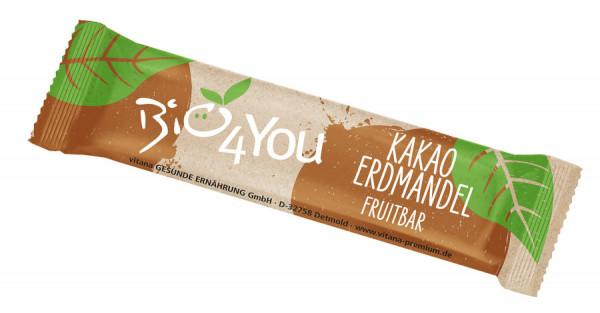 *Bio Bio-Kakao-Erdmandel Fruchtriegel (30g) Vitana