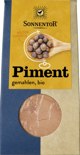 *Bio Piment gemahlen, Packung (35g) Sonnentor