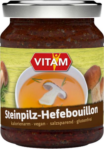Steinpilz-Hefebouillon (150g) VITAM
