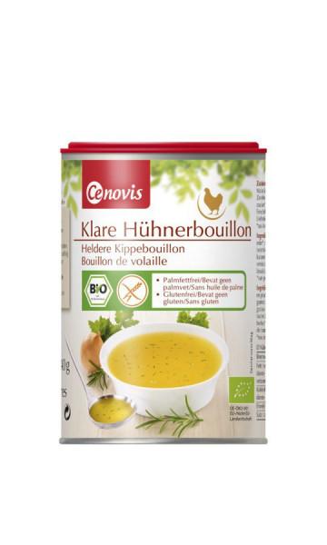 *Bio Klare Hühnerbouillon, bio (240g) Cenovis