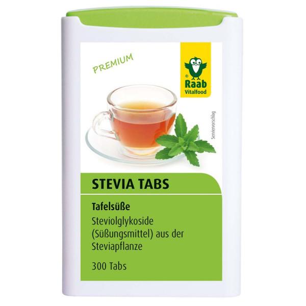Stevia Tabs (18g) Raab Vitalfood
