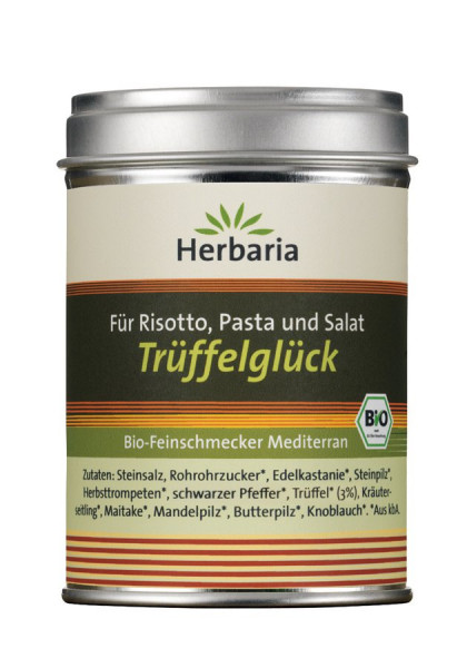 *Bio Trüffelglück bio M-Dose (110g) HERBARIA