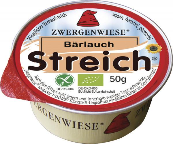 *Bio Kleiner Streich Bärlauch (50g) Zwergenwiese