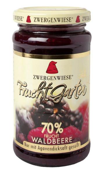 *Bio FruchtGarten Waldbeere (225g) Zwergenwiese