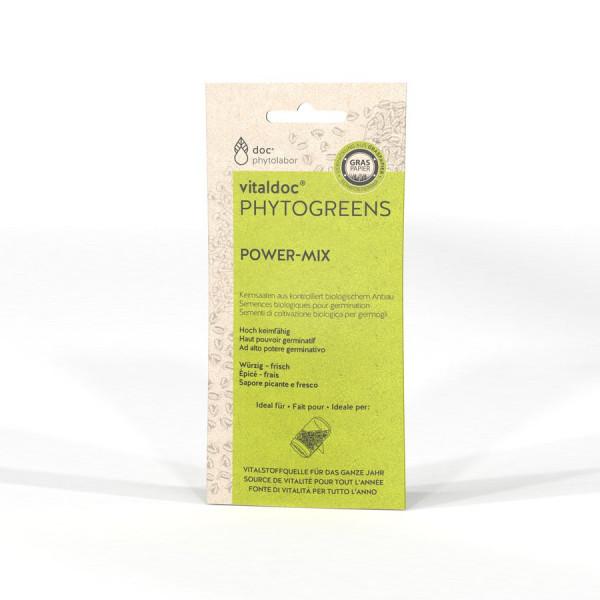 *Bio Power-Mix - 50g - vitaldoc® PHYTOGREENS