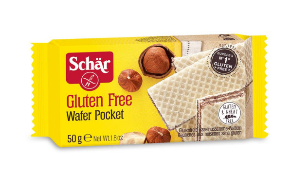 Wafer Pocket (50g) Schär