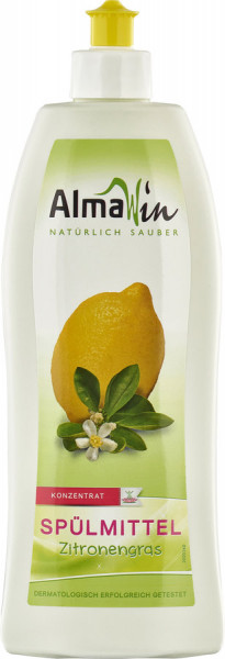 Spülmittel Zitronengras (0,5l) AlmaWin
