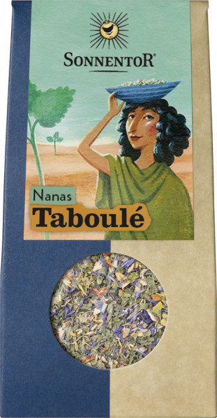 *Bio Nanas Taboulé Gewürz, Packung (20g) Sonnentor