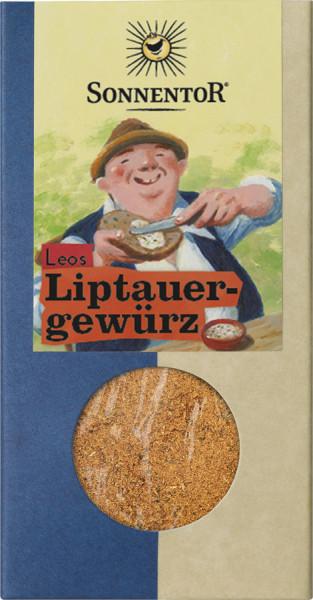 *Bio Leos Liptauergewürz, Packung (60g) Sonnentor