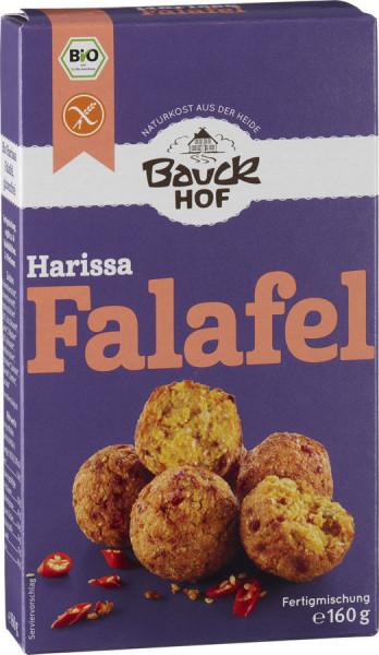 *Bio Harissa Falafel glutenfrei Bio (160g) Bauckhof