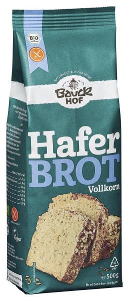 *Bio Haferbrot Vollkorn glutenfrei Bio (500g) Bauckhof