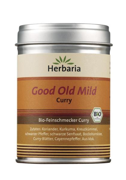 *Bio Good Old Mild Curry bio M-Dose (80g) HERBARIA