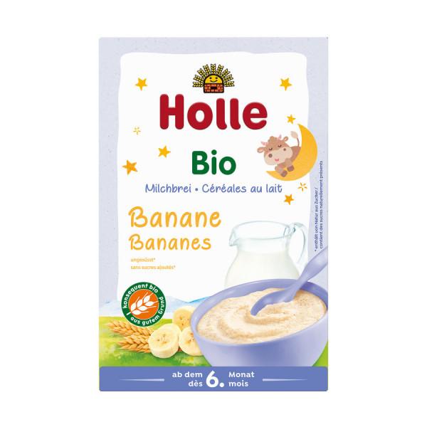 *Bio Bio Bananen-Milchbrei Guten Abend (250g) Holle
