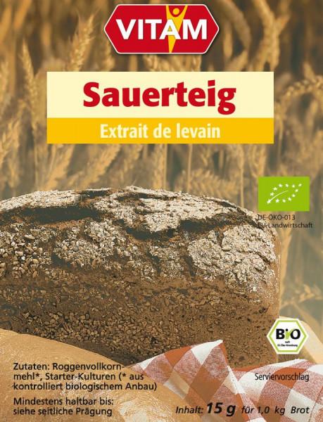 *Bio Sauerteig-Extrakt (15g) VITAM