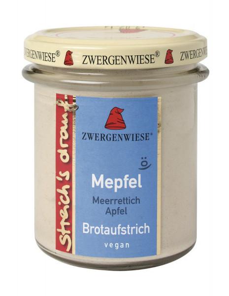 *Bio streich´s drauf Mepfel (160 g) Zwergenwiese
