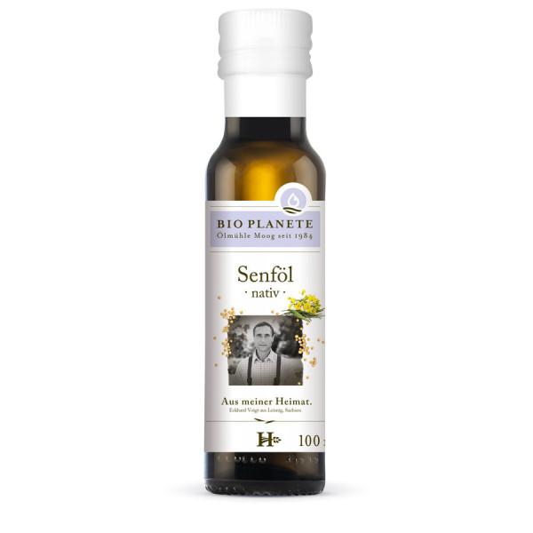 *Bio Senföl nativ aus deutscher Herkunft (100ml) BIO PLANÈTE
