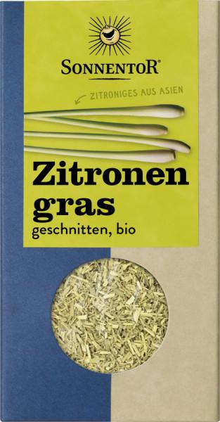 *Bio Zitronengras geschnitten, Packung (25g) Sonnentor