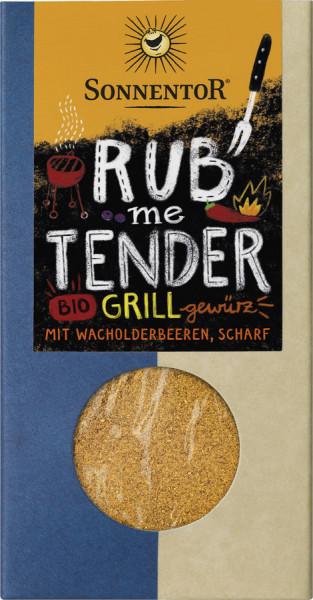 *Bio Rub me Tender Grillgewürz, Packung (60g) Sonnentor