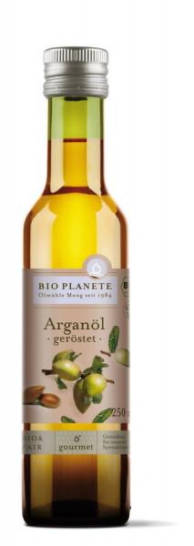 *Bio Arganöl geröstet Bio & Fair (0,25l) BIO PLANÈTE