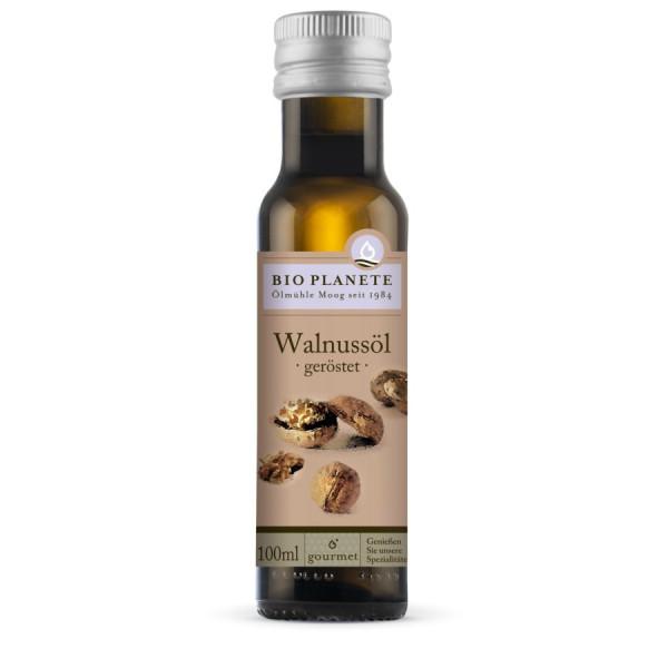 *Bio Walnussöl geröstet (0,1l) BIO PLANÈTE