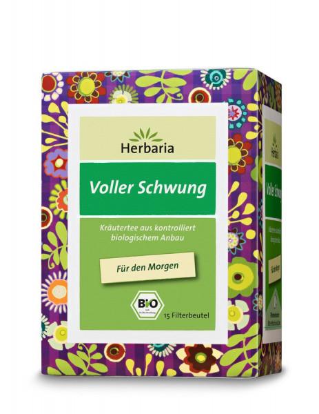 *Bio Voller Schwung Tee bio 15 FB (24g) HERBARIA