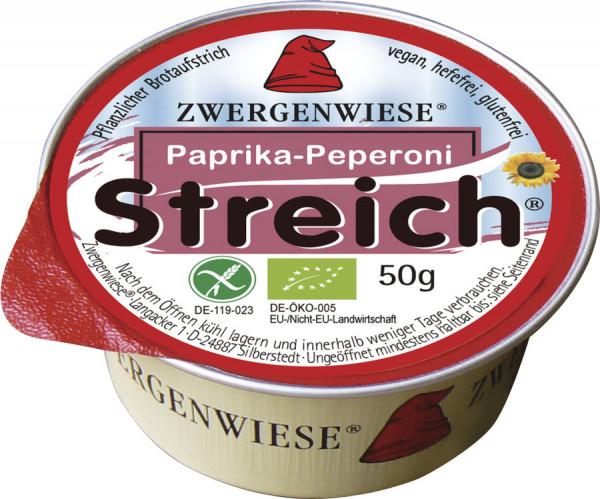 *Bio Kleiner Streich Paprika Peperoni (50g) Zwergenwiese