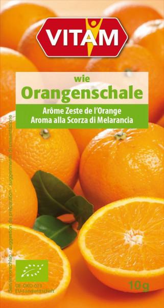 *Bio wie Orangenschale (10g) VITAM