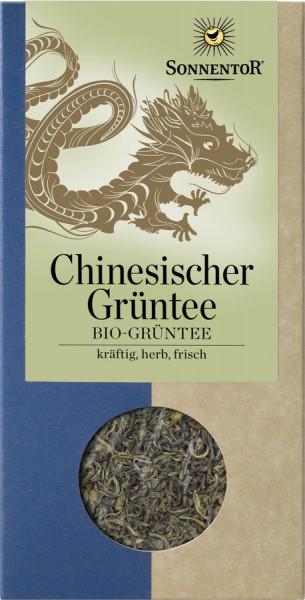 *Bio Chinesischer Grüntee lose (100g) Sonnentor