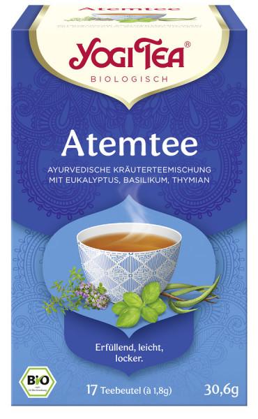 *Bio Yogi Tea® Atemtee Bio (17x1,8g) Yogi Tea®, Yogi Tea GmbH