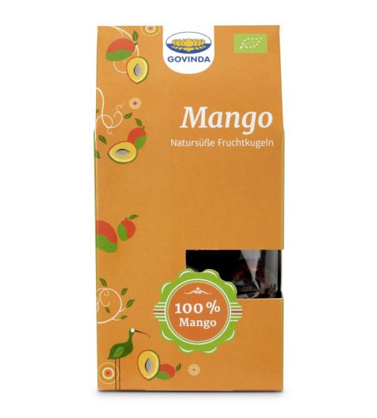 *Bio Mango-Kugeln (120g) Govinda