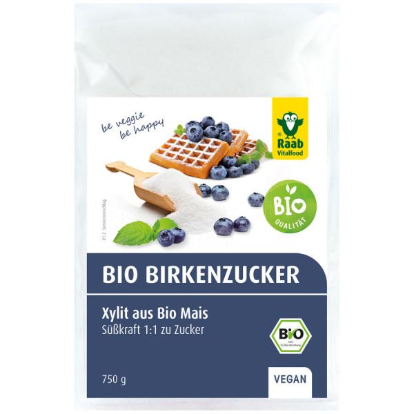 *Bio BIO Birkenzucker (750g) Raab Vitalfood