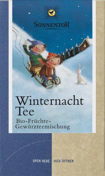 *Bio Winternacht Tee, Doppelkammerbeutel (45g) Sonnentor