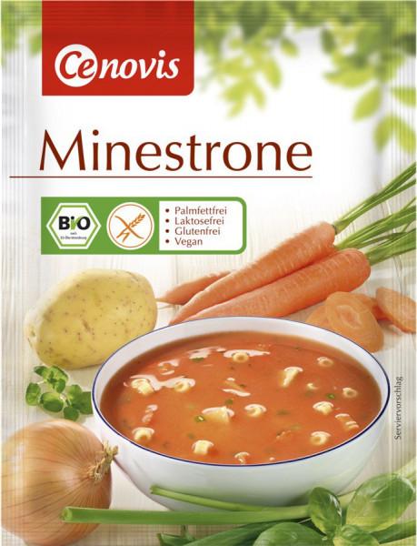 *Bio Minestrone, bio (50g) Cenovis