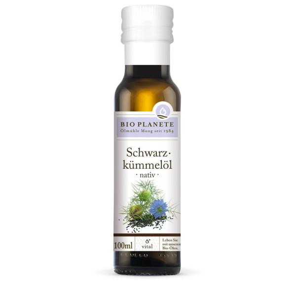 *Bio Schwarzkümmelöl nativ (100ml) BIO PLANÈTE