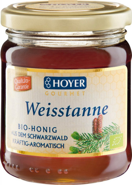 *Bio Weisstannenhonig (250g) Hoyer