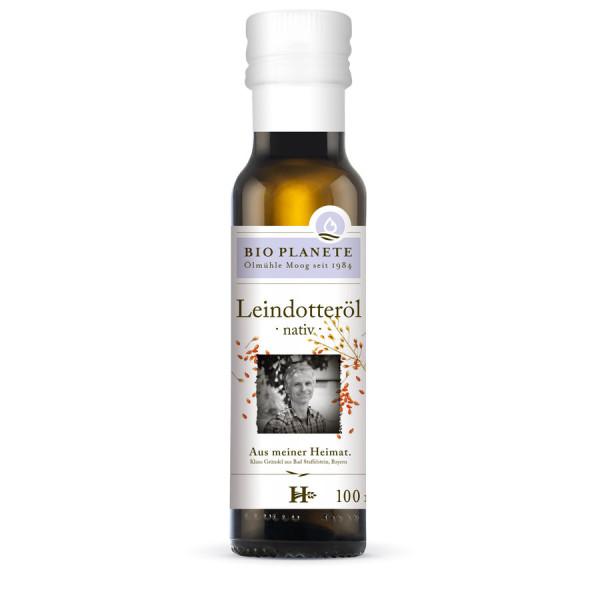 *Bio Leindotteröl nativ aus deutscher Herkunft (100ml) BIO PLANÈTE
