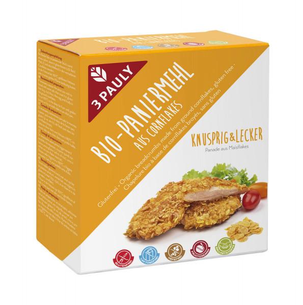 *Bio Bio Paniermehl aus Cornflakes (175g) 3PAULY