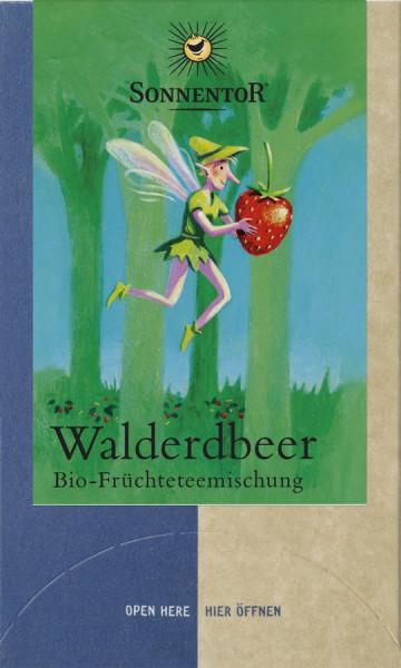*Bio Walderdbeer Früchtetee, Doppelkammerbeutel (54g) Sonnentor