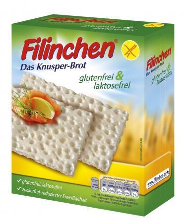 Filinchen gluten- & laktosefrei - 100g