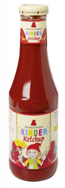 *Bio Kinder-Ketchup mit Apfelsüße (500ml) Zwergenwiese