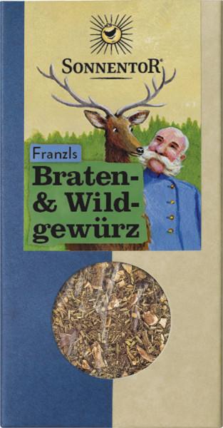 *Bio Franzls Braten- und Wildgewürz, Packung (40g) Sonnentor