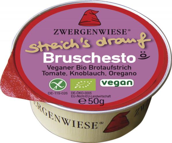 *Bio Kleiner streich´s drauf Bruschesto (50g) Zwergenwiese