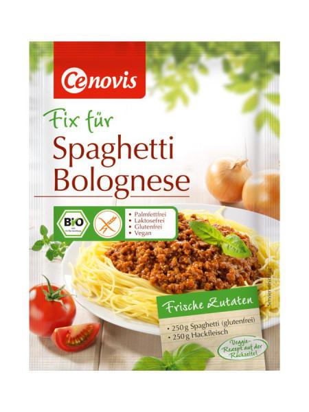*Bio Fix für Spaghetti Bolognese, bio (40g) Cenovis